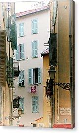 Acrylic Print featuring the photograph Nice Pastel by Rasma Bertz