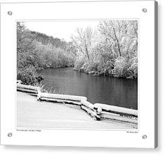 Nichols Arboretum #5 Acrylic Print