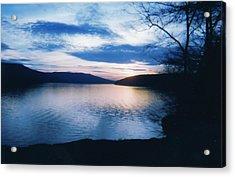 Nickajack Lake Acrylic Print by Utopia Concepts