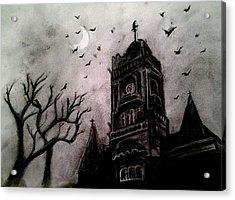 Night Acrylic Print