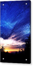 Night Clouds IIi Acrylic Print