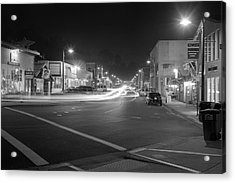 Night Moves Acrylic Print by HW Kateley