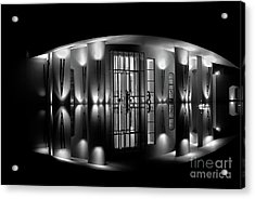 Night Reflection Acrylic Print