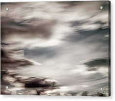 Acrylic Print featuring the photograph Night Sky 3 by Leland D Howard