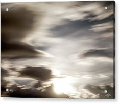 Acrylic Print featuring the photograph Night Sky 4 by Leland D Howard