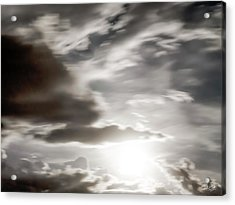 Acrylic Print featuring the photograph Night Sky 5 by Leland D Howard