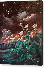 Night Song Acrylic Print