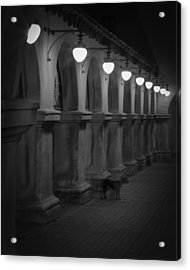 Night Watchman Acrylic Print