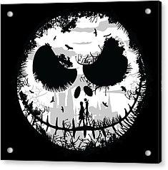 Nightmare Acrylic Print