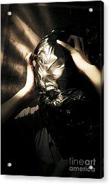 Nightmare Screams Acrylic Print by Jorgo Photography - Wall Art Gallery