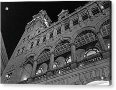 Nights At Main Street Station Acrylic Print