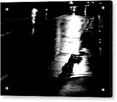 Nightshot 2 Acrylic Print by Jeff DOttavio