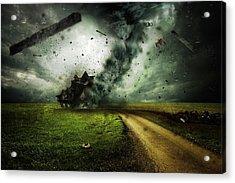 Nighttime Terror Acrylic Print