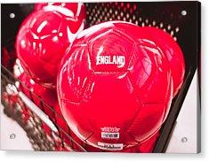 Nike Balls Acrylic Print