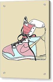 Nike Dunk 002 Acrylic Print