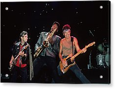 Nils Clarence And Bruce Acrylic Print