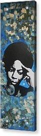 Nina Nina Acrylic Print