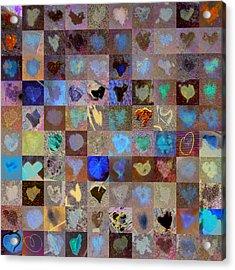 Nine Hundred Series Acrylic Print