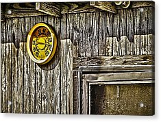 Acrylic Print featuring the photograph Ninety Plus by Greg Jackson