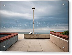 Acrylic Print featuring the photograph Ninth by Kevin Bergen