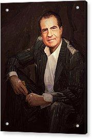 Nixon Relax Acrylic Print