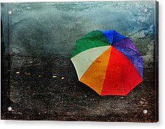 No Day For A Tan Acrylic Print by Randi Grace Nilsberg