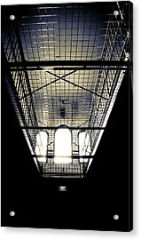 No Exit Acrylic Print by Kelly Jade King