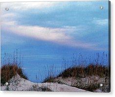 No Line On The Horizon Acrylic Print