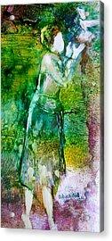 No More Shackles Acrylic Print by Deborah Nell