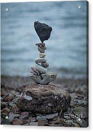 Zen Stack #6 Acrylic Print