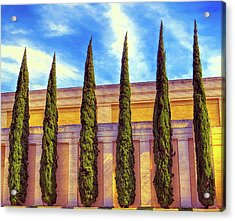 Acrylic Print featuring the digital art No Ordinary Days by Wendy J St Christopher