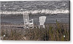 No Rush To Be Anywhere Anytime Soon Acrylic Print