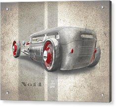 No.14 Acrylic Print