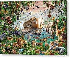 Noah's Ark Variant 1 Acrylic Print