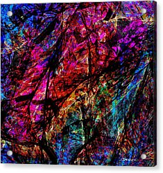 Noise  Acrylic Print