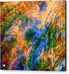 Noise No.2 Acrylic Print