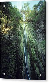 Nojoqui Falls Acrylic Print