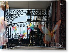 Nola French Quarter Acrylic Print
