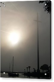 Nombre De Dios - The Great Cross Acrylic Print