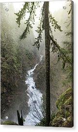 Wonderful Waterfall Acrylic Print