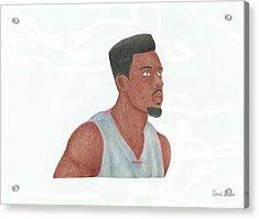 Norris Cole Acrylic Print