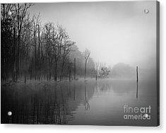 Norris Lake April 2015 3 Acrylic Print