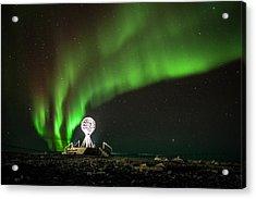 Norrsken Acrylic Print