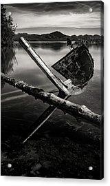 Norse Dreams Acrylic Print