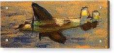 North American B-25 Mitchell Acrylic Print by R Kyllo