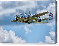 North American B-25 Mitchell Acrylic Print
