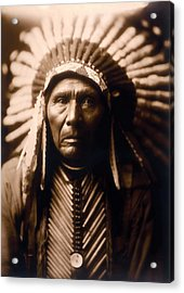 North American Indian Series 2 Acrylic Print