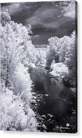 North Branch, Deerfield River 4657 Acrylic Print