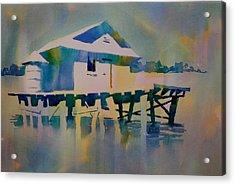 North Captiva Acrylic Print