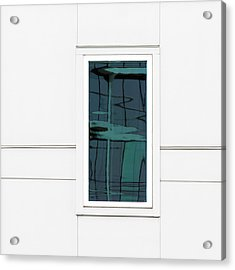 North Carolina Windows 2 Acrylic Print